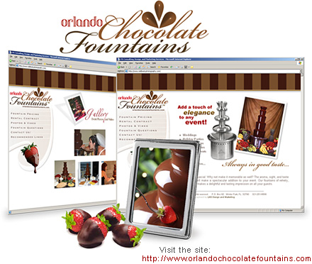 Orlando Chocolate Fountains